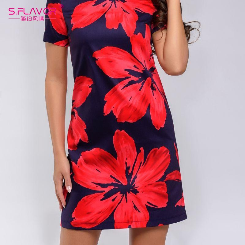 Red Flower Clothing